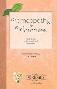 Buy the Book Homeopathy For Mommies!